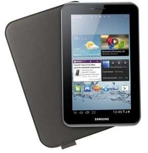 Samsung Leather Effect Pouch for 7'' Galaxy Tab2 £1.49 @ LaptopOutlet Direct ebay
