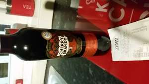 tesco finest cherry brandy