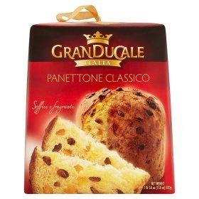 Granducale Panettone Classico 500g £2 @ ASDA