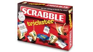 Scrabble Trickster half price at W H Smiths - £9.99 instore