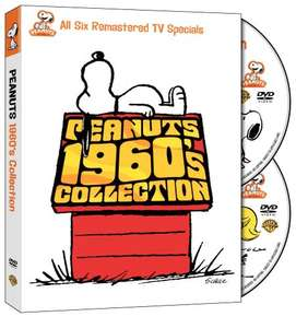 Peanuts 1960's Collection [DVD]  £4.40 @ Amazon (free delivery £10 spend/prime)