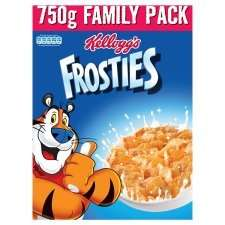 Frosties 750g £2 @ tesco