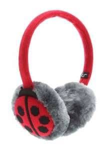 KitSound Headphones Earmuffs with In-Line Mic - £4.99 (free del on £10 orders / Prime) @ Hale Communications Fulfilled by Amazon