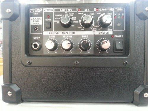 Roland micro cube GX guitar amp £71.98 incl vat @ Costco