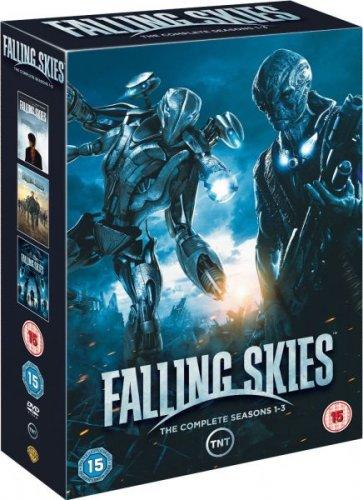 Falling Skies - Seasons 1-3(Blu Ray) £24.99 Delivered @ Zavvi (£22.49 Using Code)