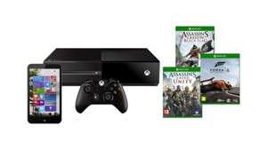Xbox One Assassins Creed bundle + HP Stream 7 + Forza Motorsport 5 - £399.99 - @ Microsoft