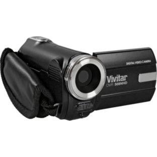 Vivitar DVR508 Full HD Camcorder (Black) = £17.99 @ Argos