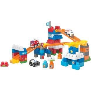Mega Bloks First Builders Fast Tracks Rescue Squad £17.49 @ Argos Half price