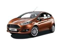 Ford Fiesta 1.0 Ecoboost 125 Zetec S Personal Contract Lease 8K miles pa 6+23 (£107.98) TOTAL £3,131.42 (EQUIV. £130.48 PER MONTH)  @ Future Vehicle Leasing