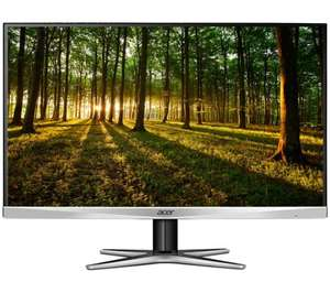 "ACER G277HU 27"" QHD IPS LED Acer Monitor Pricing Mistake - £109.99 @ Currys"