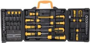 Rolson Tools 36820 60 Piece Screwdriver Set £5.40 +£3.30 P&P (Free del on £10 orders / Prime) @ Amazon