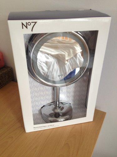 No7 Illuminated Make up Mirror at £19.99 Boots