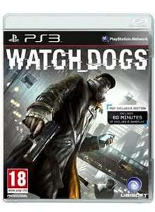 Watch Dogs (PS3) £12.85 Delivered @ Simply Games