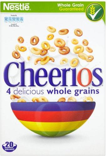 Nestle Cheerios (600g) was £3.20 now £1.75 @ Sainsbury's
