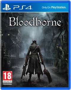 Bloodborne (PS4) £40 @ Tesco Direct w/ code
