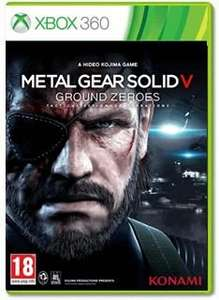 Metal Gear Solid V : Ground Zeroes (X360) £9.85 Delivered @ Simply Games