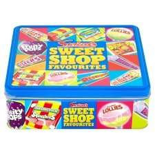Large Tins of Sweets Haribo, Maynards ,Sweet Shop, Fruit Pastilles etc (see list below) Reduced to £3.50 @ Tesco (was £5.00)