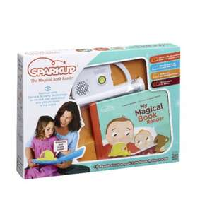 Sparkup the magical book reader reduced from £39.99 to £12.72 @ Amazon / san direct.