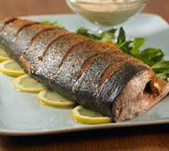 whole salmon £3.99 per kg at Morrison's starting 4/12/14