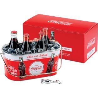 Coca Cola - Ice Bucket and Bottle Opener Half Price £8.99 @ Argos