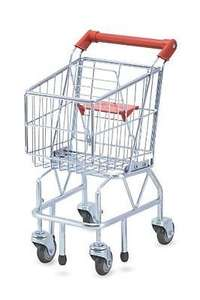 Melissa & Doug Shopping Trolley £29.98 @ Amazon