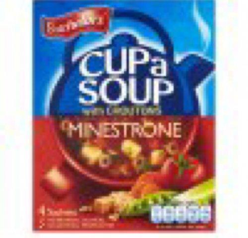 Batchelors Cup-a-Soup 4pk 50p @ Sainsburys