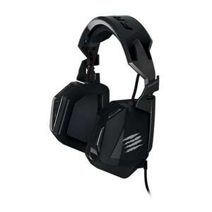 Mad Catz F.R.E.Q. 4D Stereo Gaming Headset - £49.98 @ Dabs Outlet - eBay - Free Delivery!