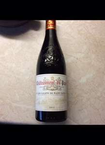 Chateauneuf-du-pape Red Wine £10 @ Tesco