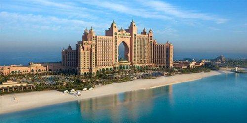 Dubai: luxury Atlantis Escape £899.00 at Travelzoo