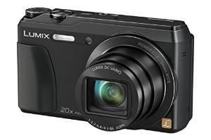 Panasonic DMC TZ55 Travel camera White, Red Or Black £129 inc delivery Amazon