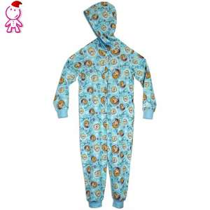 Disney Frozen Onesie £3.97  + £2.95 P&P Frozen Pyjamas £3.47 + £2.95 P&P with code ( Free P&P over £25 ) @ Character.com