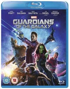 Guardians of the Galaxy [Blu-ray] - £14.84 - Amazon UK (Free Delivery)