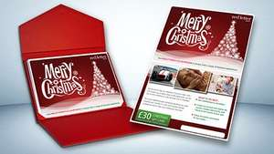 £30 Red Letter Days Gift card for £18 @ Red Letter days