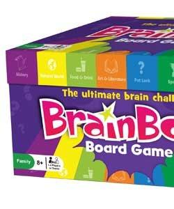 Brainbox board game £13.31 @ Argos