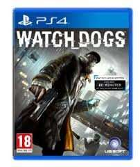 Watchdogs PS4 £23.50 @ Tesco