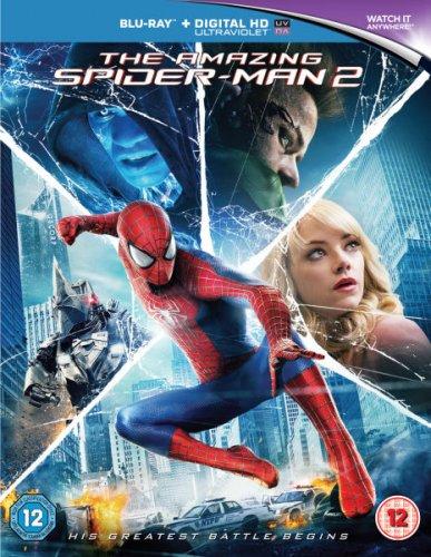 Amazing Spiderman 2 Mastered in 4K Blu-Ray £9.99 @zavvi