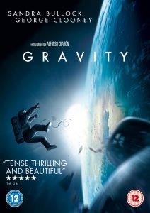 Gravity DVD £3.99 @ Zavvi