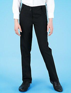 Grey colour school trousers £1.99 @ M&S instore