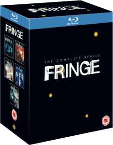Fringe complete season 1-5 blu-ray £26.99 with code + possible free £10 voucher with no min spend @ Zavvi