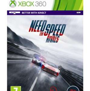 Need for speed Rivals xbox360/PS3 £12.99 @ Argos