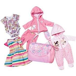 BABY Born Great Value Outfit Set - 4 Pack £16.59 + £3.95 postage at Argos