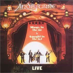 Lindisfarne - Magic in the Air / Caught in The Act - ITunes £2.99