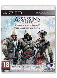 Assassins Creed: American Saga (PS3/XBOX 360) £14.85 @ SimplyGames