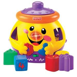 Fisher Price Cookie Jar £9 @ Amazon (Free delivery on £10 spend/Prime)