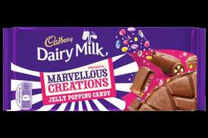 Cadbury's Creations popping candy £1.50 @ Budgens