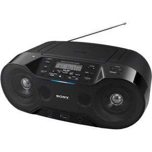 Sony ZS-RS70 Bluetooth DAB Boombox CD Player Was £119.99 Now £89.99 @ Argos