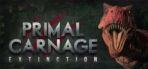 Primal Carnage: Extinction £2.25 @ Steam (For People Who Own Primal Carnage)