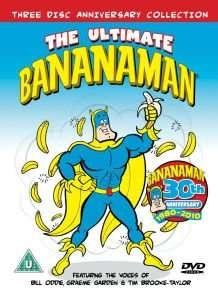 The Ultimate Bananaman [3DVD] = £5.99 delivered @ Zavvi