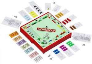Monoply and Battleship Travel Edition Down to £2.99 Delivered @ Argos eBay Outlet