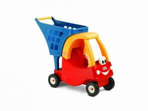 Little tikes cosy shopping cart half price £19.99 at Amazon!